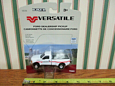 Versatile Dealership Ford Dually Pickup By Ertl 1/64th Scale