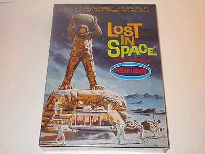 Lost in Space One Eyed Monster Plastic Assembly Kit  NEW