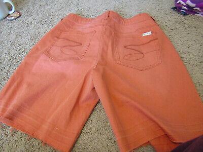 Women's Isaac Mizrahi New York  shorts Size 14  new turqouise