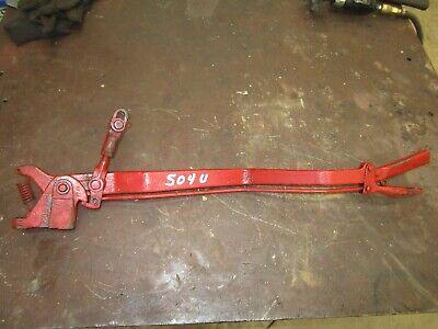 Ih Farmall 504 Utility Torque Amplifier Control Handle Mount  Antique Tractor