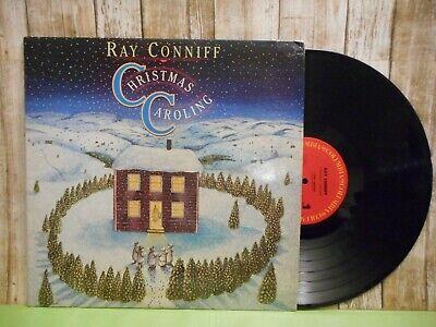 Ray Conniff - Christmas Caroling LP Vinyl 12
