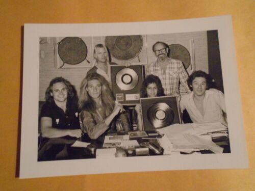 EDDIE VAN HALEN ROCK GUITAR #9 EDWARD ORIGINAL VINTAGE glossy b&w music photo