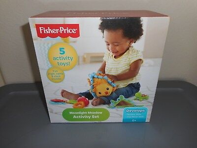 Fisher Price Moonlight Meadow Activity Set  - Infant Toy - NEW