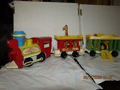 Fisher Price Circus Train Set 991