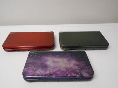 Nintendo New 3DS xl System w/charger bundle choose color Free Ship