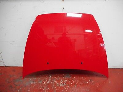 2009 VOLVO S40 FRONT BONNET LID IN RED 612