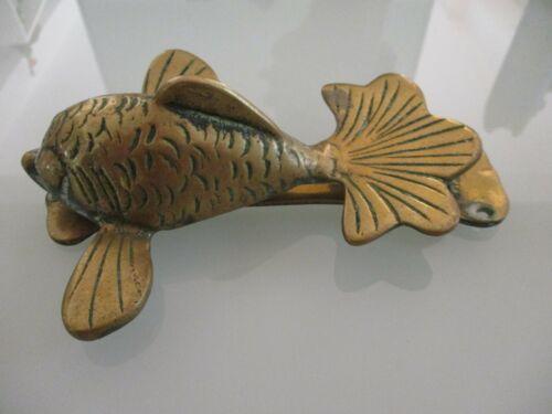VINTAGE FISH DOOR KNOCKER