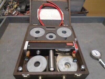 Ametek Pk-254wc Pneumatic Pressure Tester Type K Kit