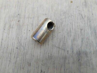 South Bend Lathe 9 Compound Rest Screw Brass Nut Guide Nut