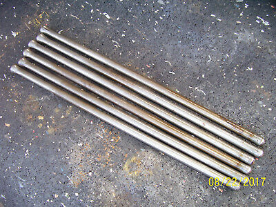 Vintage Ford 3600 Gas Tractor - Engine Push Rods- Look Good- 1966