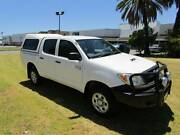 2007 TOYOTA HILUX SR TURBO DIESEL 4X4 $82 P/W T.A.P* Maddington Gosnells Area Preview
