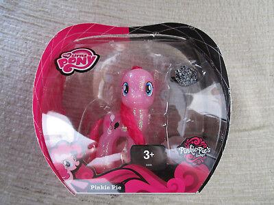PEQUEÑO LITTLE PONY G4 PINKIE PIE'S BOUTIQUE GLITTER BODY MIB MOC NIB !