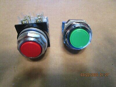 Hollymatic Mixergrinder 180a Push Button Startstop Kit Oem 100-1027 100-1028