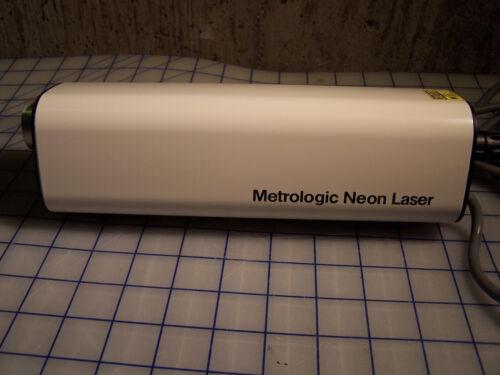 Metrologic Instruments Metrologic Neon Laser ML810 Works