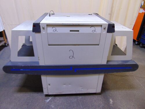 EG&G X-Ray Inspection System Metal Detector Tunnel