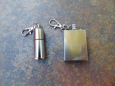 Everstryke Pro Survival Lighter   Everstrike Permanent Match Lighter   Bonus