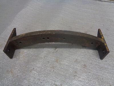 John Deere 1010 Crawler Dozer Drawbar Support Bracket