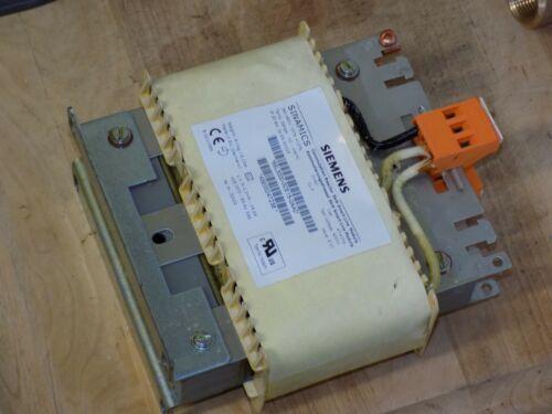 SIEMENS 6SL3000-0CE15-0AA0 COMMUTATION REACTOR FOR SMART LINE MODULE