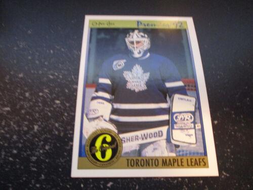 Grant Fuhr Hockey Cards