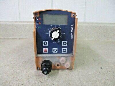 Prominent Fluid Controls Gammal Pump 0.55 Gph 10171208d Used