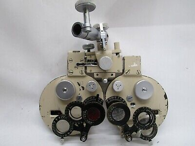 Bl Bausch Lomb Optical Optician Refractor Phoropter Tool T12-c18