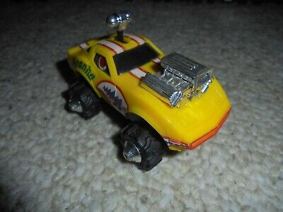 ROUGH RIDERS CHEVY PIRANHA CORVETTE w/BLOWER~LJN~RUNNING~SCHAPER STOMPERS~RARE!!