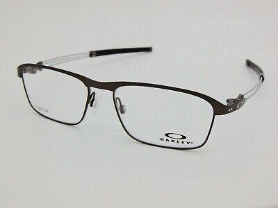 OAKLEY TRUSS ROD OX5124-0253 Satin Pewter Titanium 53mm Rx Eyeglasses