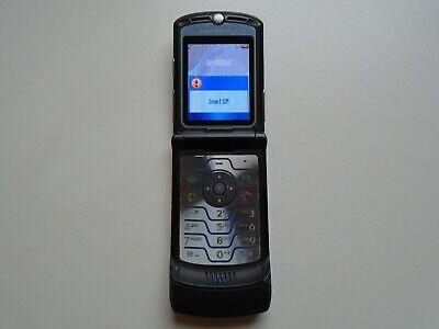 Motorola V3i RAZR Unlocked 59-09