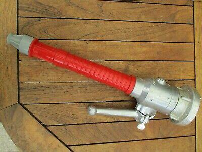"""Strahlrohr 1/"""" Zoll 33mm AG Storz Kupplung Feuerwehrspritze Feuerwehr THW Spritze"""