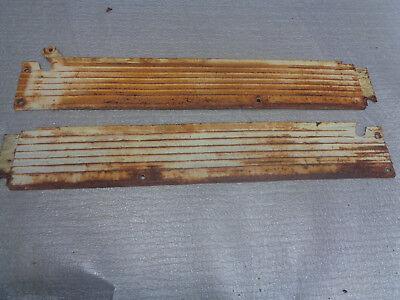 Farmall 460 Rc Rear Hood Panels