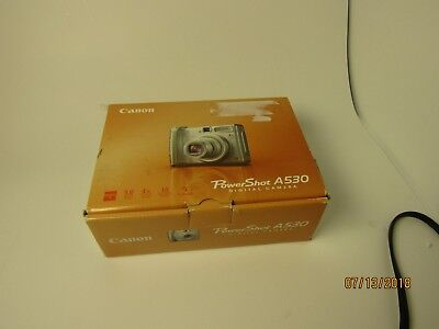 Canon PowerShot A530 5MP Digital Camera with 4x Optical Zoom
