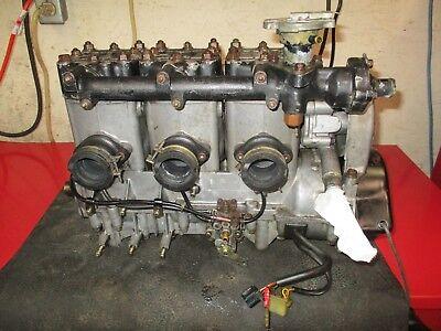Vintage 87 Polaris Indy 600 Snowmobile Motor Engine 84 85 86 ?
