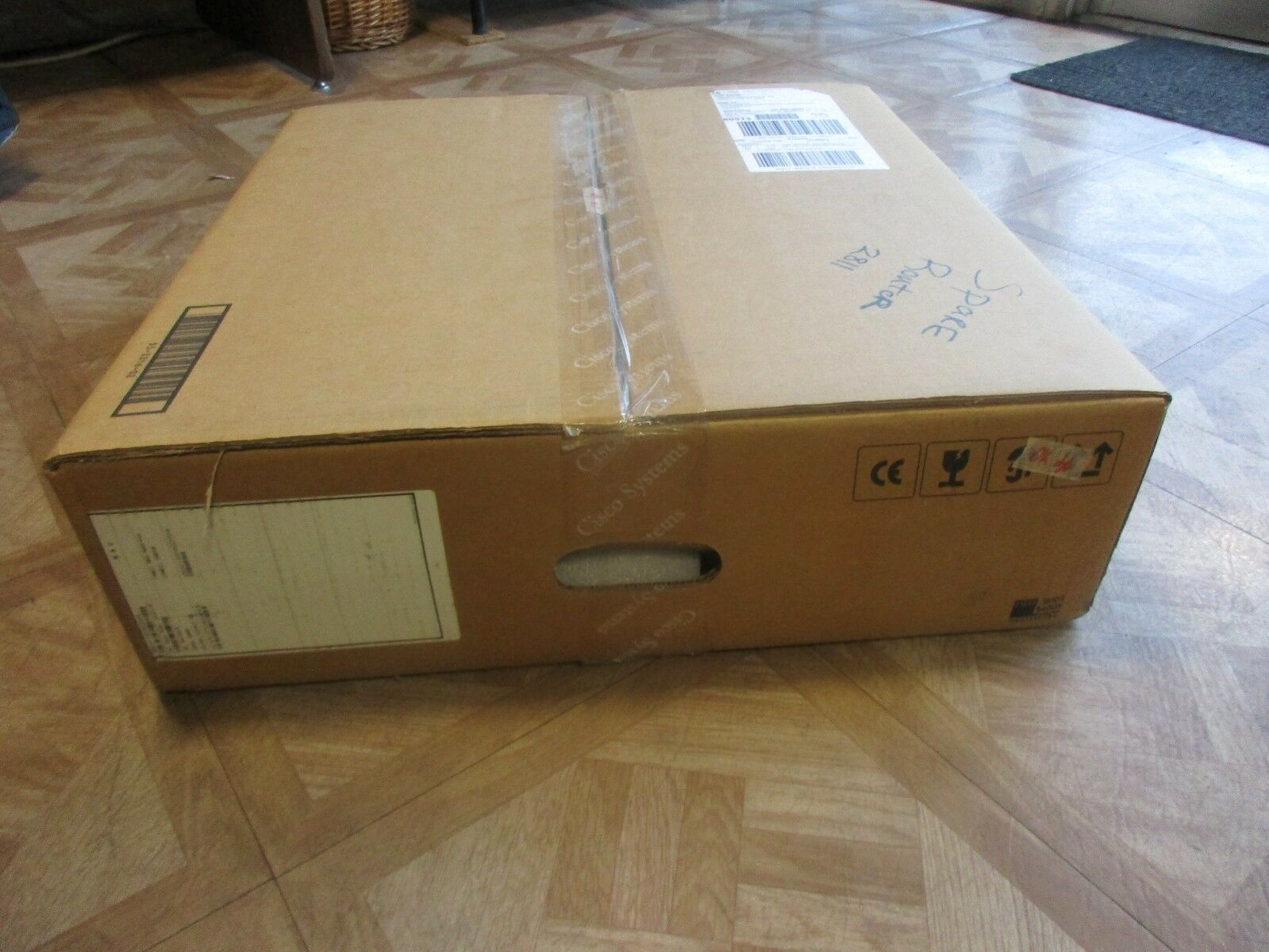 brand new systems 2800 series router 2811