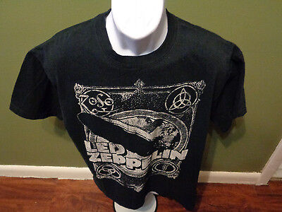 2011 Retro LED ZEPPELIN  T-Shirt  ZOSO ZEPPELIN SIZE ADULT LARGE