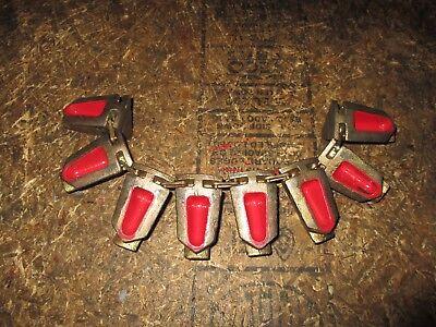 Parker Hydraulic Hose Crimp Die 80c-p0580 Red 14 Hy Series Fittings