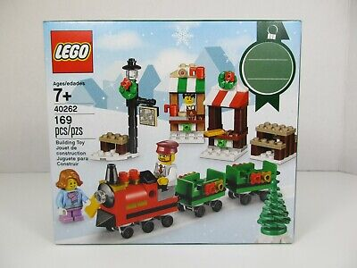 "Lego / NEW "" Christmas Train Ride "" set # 40262, NIB sealed, Holiday"