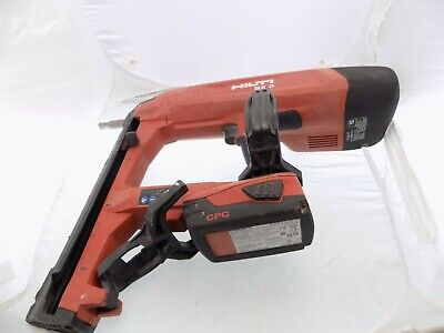 Hilti Bx 3-me 02 Battery Actuated Fastener Fastening Tool Wbattery