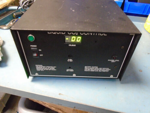 Revco Technologies CO2 Backup System Model No. 6593-1 FREE SHIPPING