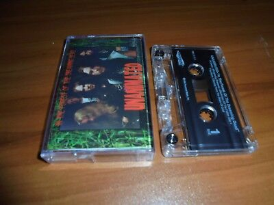 In the Forest of the Dreaming Dead by Unanimated (Cassette,1994, Pavement) Used