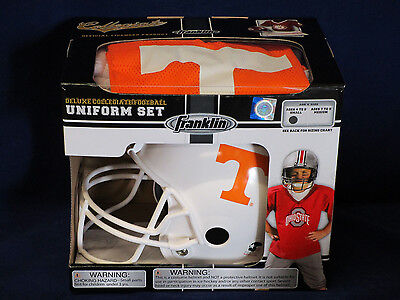 TENNESSEE VOLUNTEERS Halloween Costume - KIDS Small deluxe YOUTH UNIFORM SET](Tennessee Volunteers Halloween Uniforms)