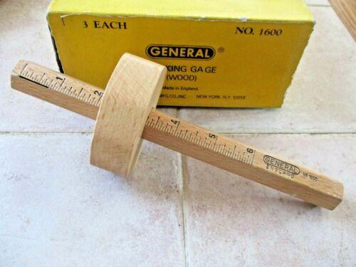 General Marking Gage No. 1600 - Nos !