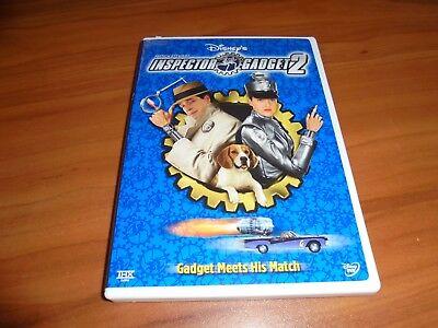 Disney's Inspector Gadget 2 (DVD, Widescreen 2003)