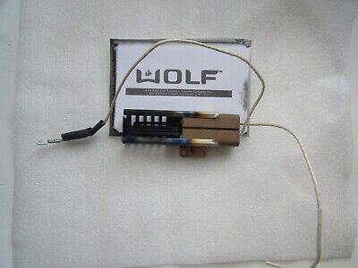Wolf Rangestove Hot Surface Oven Igniter 813541 From Display Unit