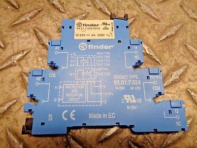 Finder 34.51.7.024.0010 Power Relay