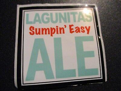 LAGUNITAS BREWING Sumpin Easy Ale STICKER label decal craft beer brewery