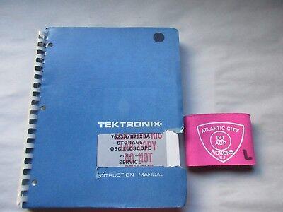 Tektronix 7623ar7623a Storage Oscilloscope W Options Service Manual 070-1685-00