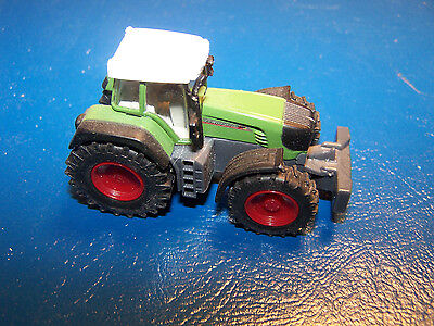 JOHN DEERE Toy Tractor SIKU 1875 Fendt farm tractor 1/87 Scale Die Cast Collect