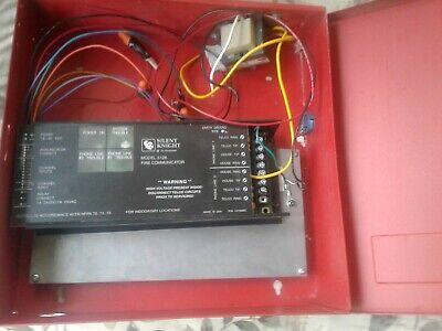 Silent Knight 5128 4-channel Slave Fire Alarm Communicator Board-new