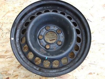 Original Stahlfelge 210 400 0202 f. Mercedes E- und C-Klasse W210, W202, W203