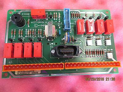 Motorola Centracom ISS Board BLN6866A (Lot#MP204)